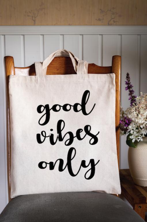 Good vibes only - poekott