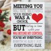 Jõulud020 // meeting you lõuendil