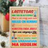 Jõulud041 // lastetoas puitalusel