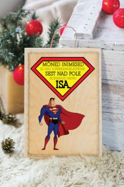 Jõulud031 // superkangelane puitalusel