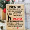 Jõulud035 // parim isa puitalusel