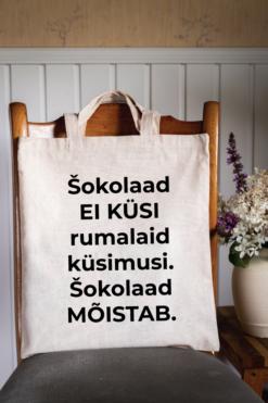 Šokolaad // Poekott