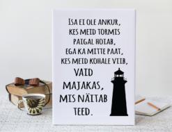 Majakas // Lõuend