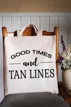 Tan lines - rannakott