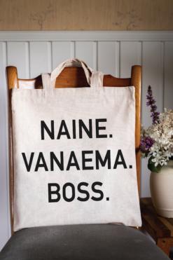 Boss Vanaema // Poekott